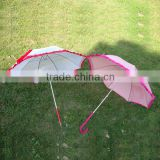 Fancy Wedding Decoration Umbrella With Frills