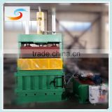 Professional Vertical hydraulic baling press machine for waste cardboard / cardboard baling machine