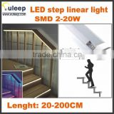 5-12V led step light,undergroud light,wall light,stair light use for cinema,home decorate