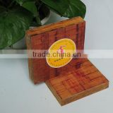 concrete block construction material bamboo pallet