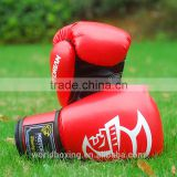 New Fashion UFC Fitness Sports Suits Pretorian Grant Luva Boxe Gym Training Boxing Gloves Colors PU Leather Muay Thai MMA Mitts