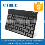 KB654 bluetooth keyboard for galaxy note 3 and for lenovo t410 keyboard made up by keyboard controller ic