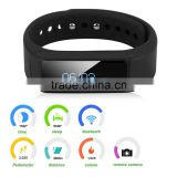I5 Plus smart bracelet,,bluetooth with LED display,I5 Plus ble4.0 smart wristband fitness smart band