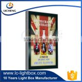 Outdoor Advertising LED Wall Mounted Light Box with best price