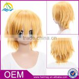 New product excellent wig for touhouproject yakumo ran in stock heat resistant cosplay wig
