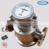 Heavy oil area oval gear flow meter, oval gear flowmeter, flow meter oval gear flow meter