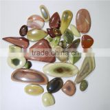 NATURAL IMPERIAL JASPER CABOCHON BEAUTIFUL COLOR AMAZING QUALITY LOT