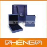 Hot Selling Customized Made In China 2013 Jewelry Gift Box With Hot Stamping Logo