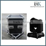 New product!flight case for hmi 575 moving head stage light support OEM Moving head flight case china