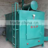 Carbonization Chamber for Oak Firewood Carbonizing