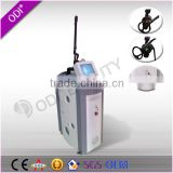 CE Approved stretch removal scar removal OD-C600 Hight Quality co2 fractional laser skin whitening treatment