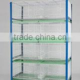 Metal Cage (Foldable) For Pigeon Metal cage