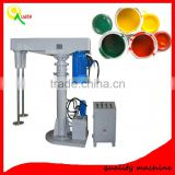 Chemical mixing paint high speed dispersion machine