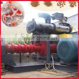 20 Models Hourly 200-4000kg Fish Feed Pellet Machinery sinking and floating fish feed pelleting machine