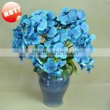 2017 trending prouct High Quality orchid Flower Artificial silk Flowers moth orchid