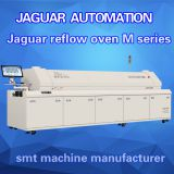LED SMT reflow oven for PCB,Factory price middle lead free conveyor reflow oven