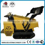 1200 kgs Hydraulic Crawler Mini Dumper