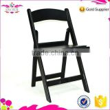 New degsin Qingdao Sionfur plastic resin folding chairs / resin furniture folding chairs