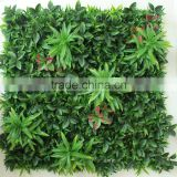 Plastic modular garden planter vertical outdoor grass plant wall