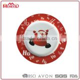 New design charger plate wholesale decorations dinner plates, houseware Christmas cheap plastic plates and dishes