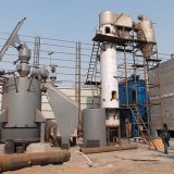 Small Type Perlite Expansion Furnace Using Natrual Gas or Coal gas