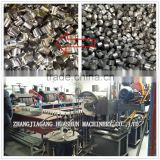 Buffing polishior machine for metal cover