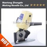 Diverse round knife machine for cutting cloth