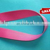 Colored nylon webbing