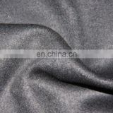 double side fleece wool fabric, wool blend polyester and chemical fiber, for suit and jacket