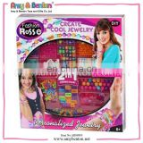 Fashion Kids Play Jewelry Toys DIY Bead Toys