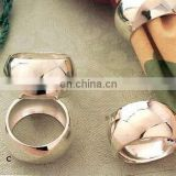 Plain Round Napkin Ring