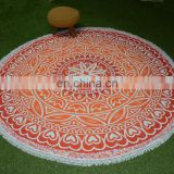 Printed colorful mandala Table cloth