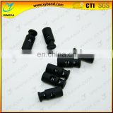 Plastic Black Professional Cord Locks