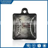China factory custom down feather label