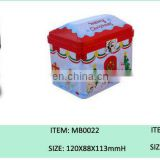 Hot sale kids money tin box series