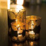 Wholesale customize unique candle holders candle jars