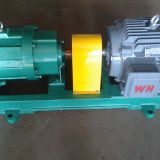 CQB Teflon lining magnetic pump 100m3/h  at 32m