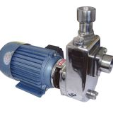 Stainless steel monoblock pump self priming water pump