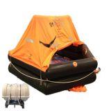 CCS and CE Standard Inflatable leisure life raft for life saving