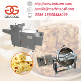 Low Price Stainless Steel Machine to Make Snack Food Sachima in Factory