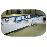 Excellent doors wood grain transfer printing machine