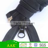 China supplier 5# auto lock with pin and box nylon zipper