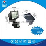 60 LED Solar Security Light outdoor indoor use                                                                         Quality Choice
