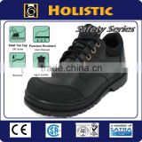 Made in Taiwan Heat resistant outsole Anti-abrasion steel toe cap design Safety Shoe