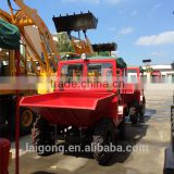 diesel mini site dumper truck for sale