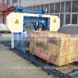 MJ700 good quality horizontal simple installation woodworking used sawmill machine