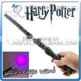 MINI QUTE 36 cm harry potter magic wand with flash and music electronic toy brinquedo boyts toys NO.MQ 060