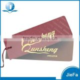 Wholesale Labels Clothing Tags Plastic Hang Tag