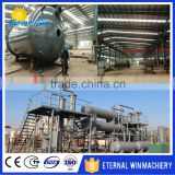 Tire oil distillation plant, waste oil to diesel fuel refinery equipment/machine                                                                         Quality Choice