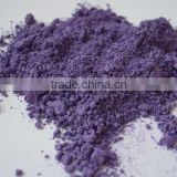 organic chemical powder pigment Violet 3 for solvent inks leather violet solvent